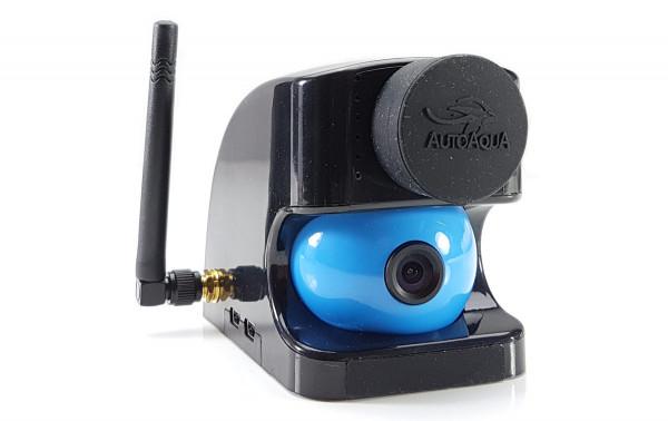 AutoAqua Q-Eye Wifi Kamera Auflösung bis 720p