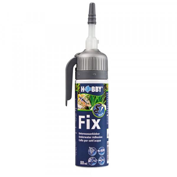 Hobby Fix Unterwasserkleber schwarz 80 ml / 124,8 g