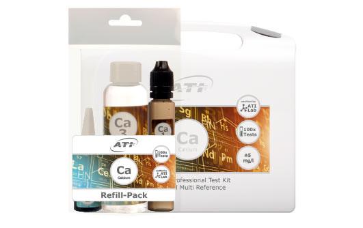 ATI Refill Pack für Calcium Professional Test Kit