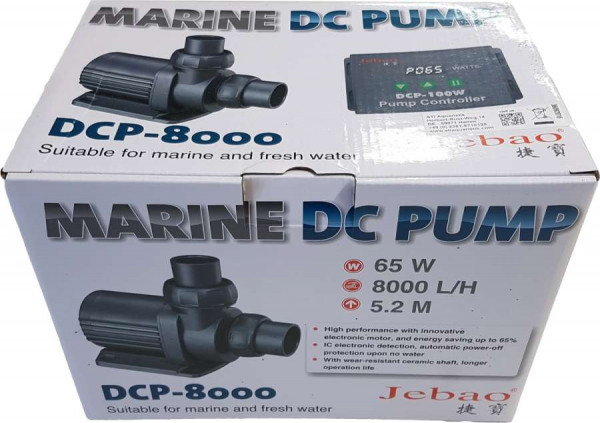 Jebao Brushless DC Pumpe DCP-8000