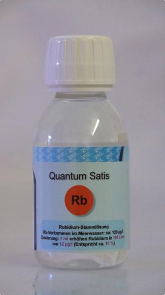 Reef Analytics Quantum Satis Rubidium