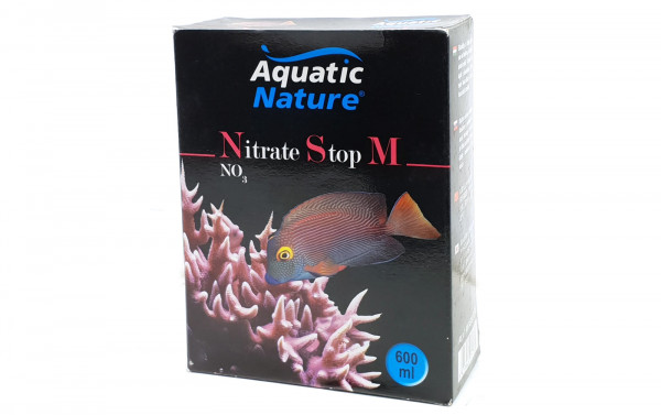 Aquatic Nature® Nitrat Stop M 250 g / 600 ml