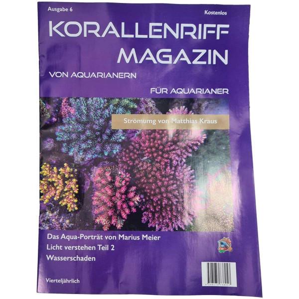 Korallenriff-Magazin Ausgabe 6