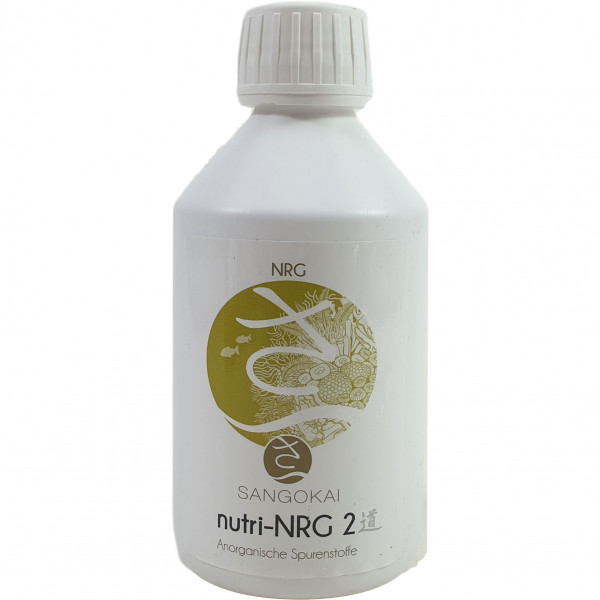 Sangokai nutri-NRG-Systems #2 verschiedene PackungsgrößenC