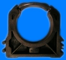 Rohrschelle d 25mm