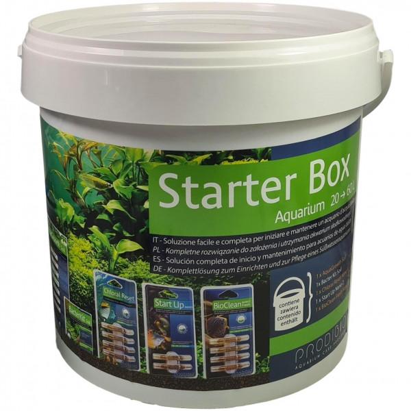 Prodibio Starter Box AquaGrowth Soil für 20-60 Liter Aquarien