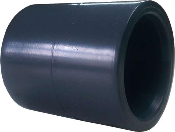 PVC Muffe d 50mm