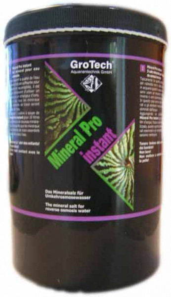 GroTech Mineral Pro 1000g / 3000g