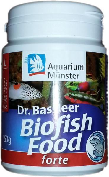 Dr. Bassleers Biofish Food forte L 150g