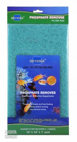 Phosphate Remover 25.5x45.7x2.5cm