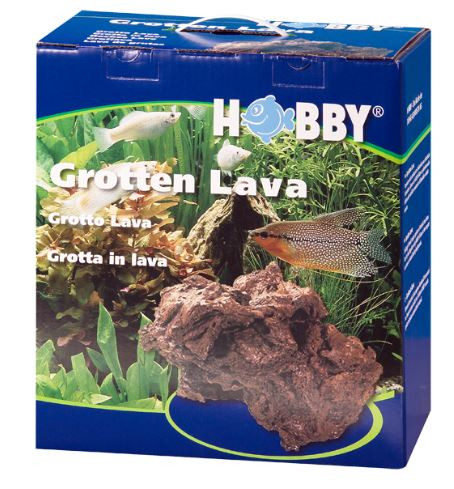 Hobby Grotten Lava (Verkaufskarton 6 kg)
