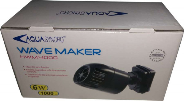 AquaSyncro Wavemaker HWM 4000 Aquariumpumpe
