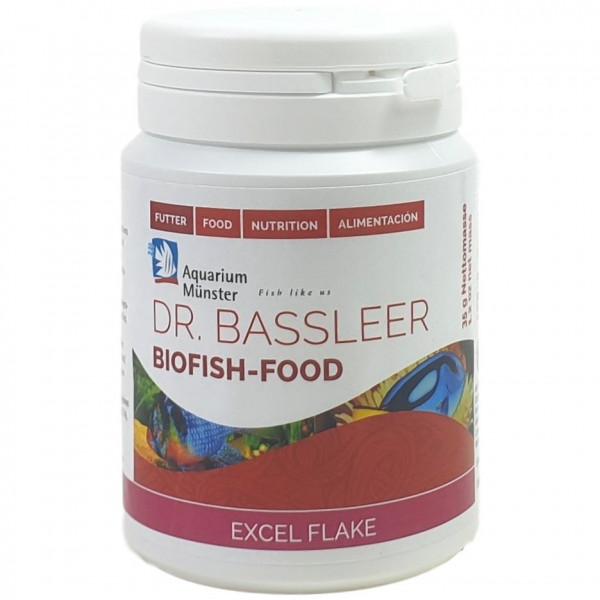 Dr. Bassleer Biofish Food excel flake 35 g Flockenfutter