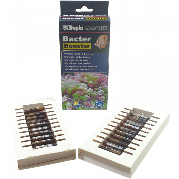 Dupla Marin Bacter Booster 20 Ampullen