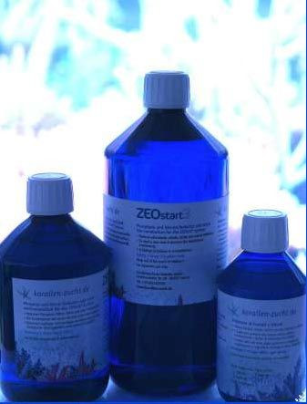 Korallen-Zucht Zeostart 3 250 ml