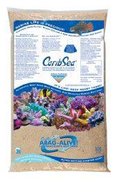 Special Grand Reef Aragalive Live-Sand v. CaribSea