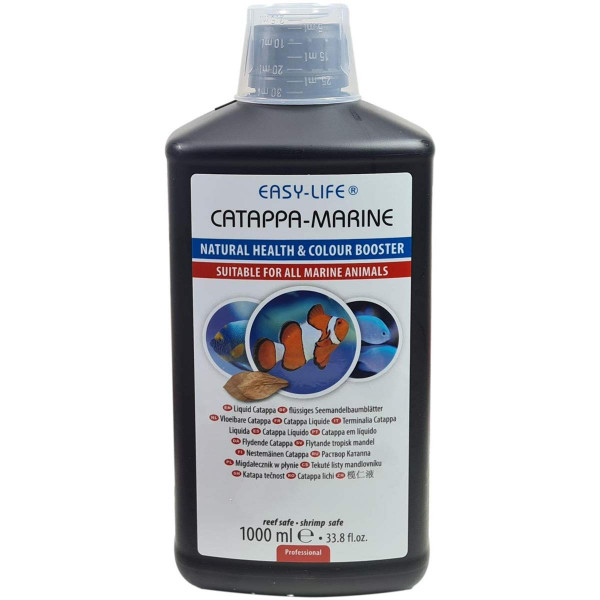 Easy-Life Catappa Marine 1000 ml Natural Health & Color Booster