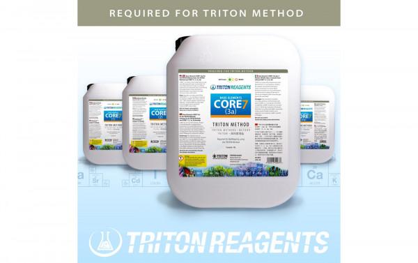 Triton Core 7 Bulk Liquid Set Base Elements 4 x 5 l (flüssig) Großgebinde
