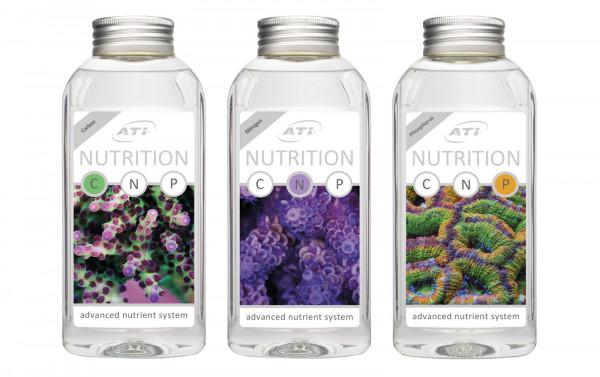 ATI Nutrition C:N:P Set 3 x 500 ml