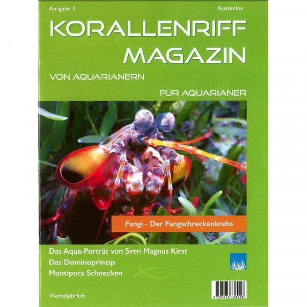Korallenriff-Magazin Ausgabe 3