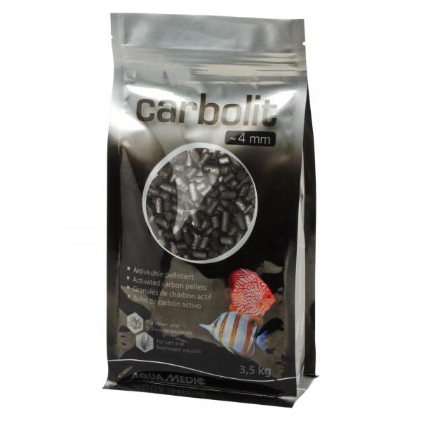 Aqua Medic Carbolit 4,0 mm Aktivkohle für Meerwasser- und Süßwasseraquarien