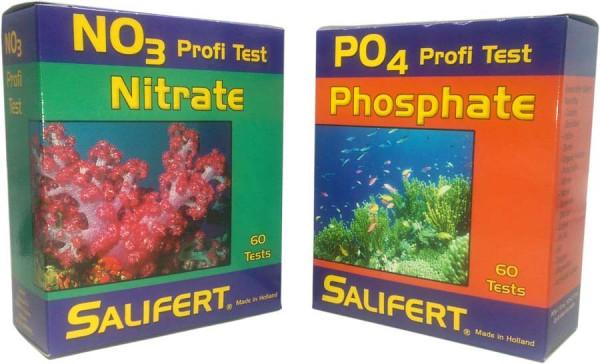 Salifert Set Nitrat + Phosphat Test