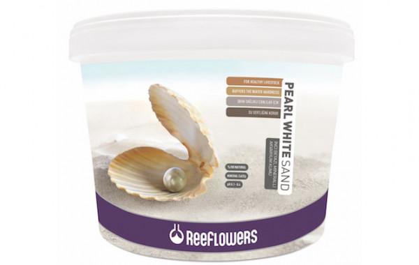 Pearl White Sand 0.5 - 1 mm 7 kg Bodengrund für Meerwasseraquarien