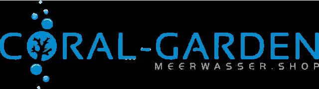 Logo coral-garden.de Meerwasser Shop