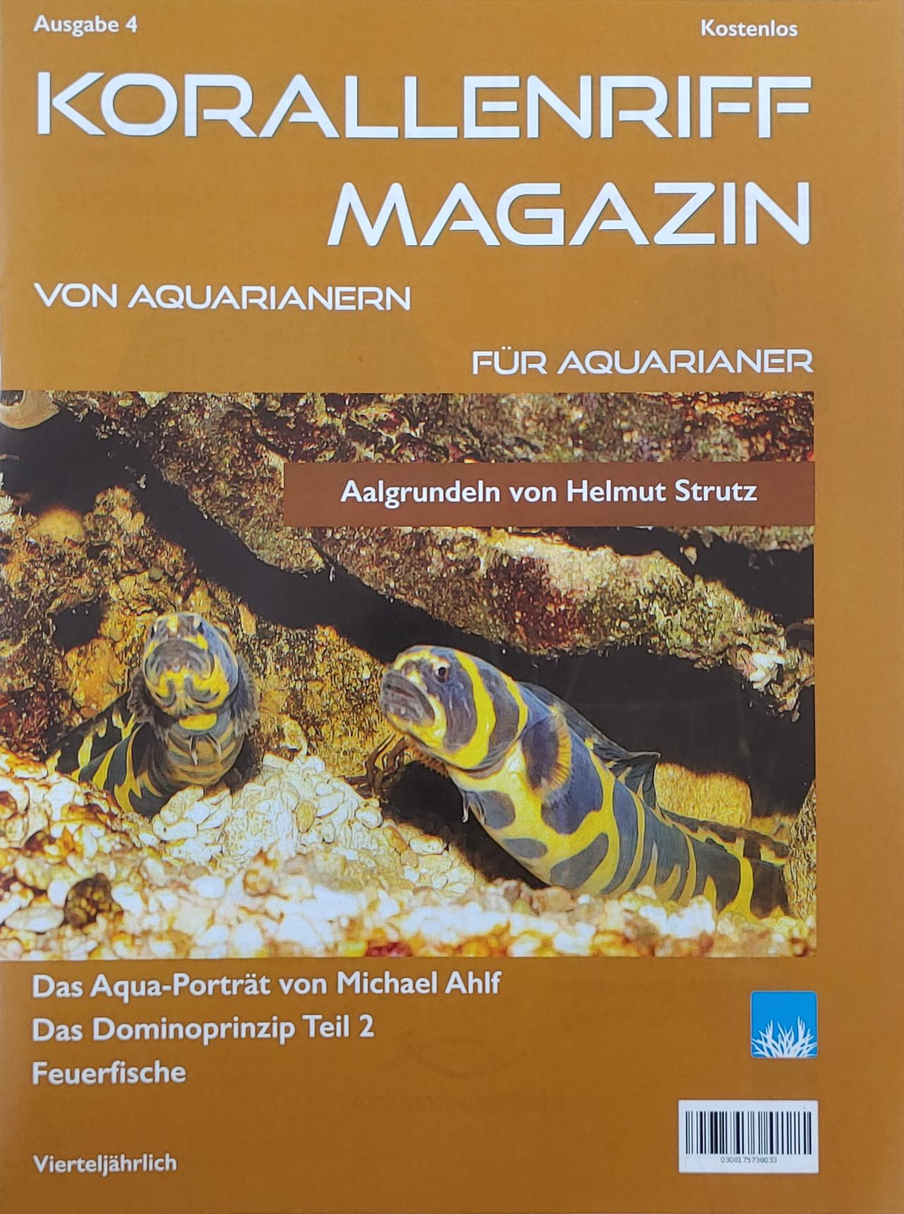 Korallenriff Magazin Ausgabe 4: Gleich mitnehmen!