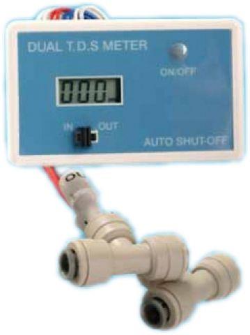 Dual in line TDS Meter