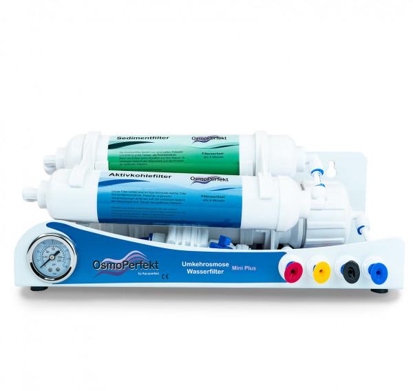 OsmoPerfekt Osmoseanlage MINI PLUS bis zu 475 l / Tag