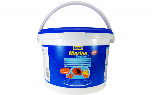 Tetra Marine Sea Salt Meersalz 8 kg Eimer
