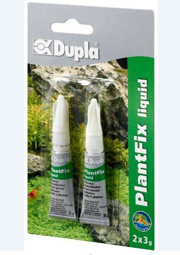 Dupla Plant Fix liquid Pflanzen-Schnellkleber 2x3g