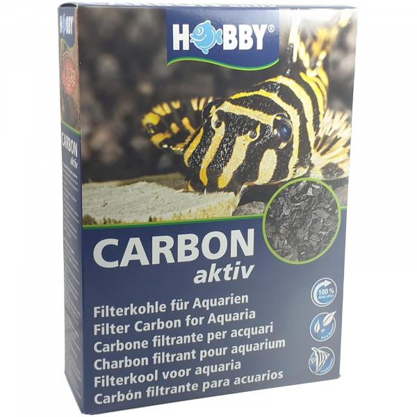 Hobby Carbon aktiv 1000 g Filterkohle