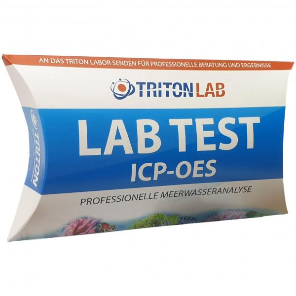 Tritonlab professionelle Wasseranalyse ICP-OES für 32 Parameter