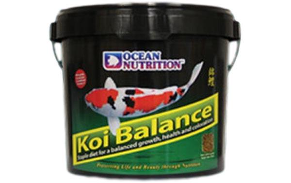 Ocean Nutrition Koi Balance 3 mm: Für gesunde und agile Koi-Karpfen