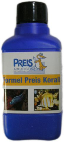 Preis Formel Korall