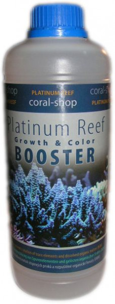 Coral-Shop Growth & Color Booster 1L