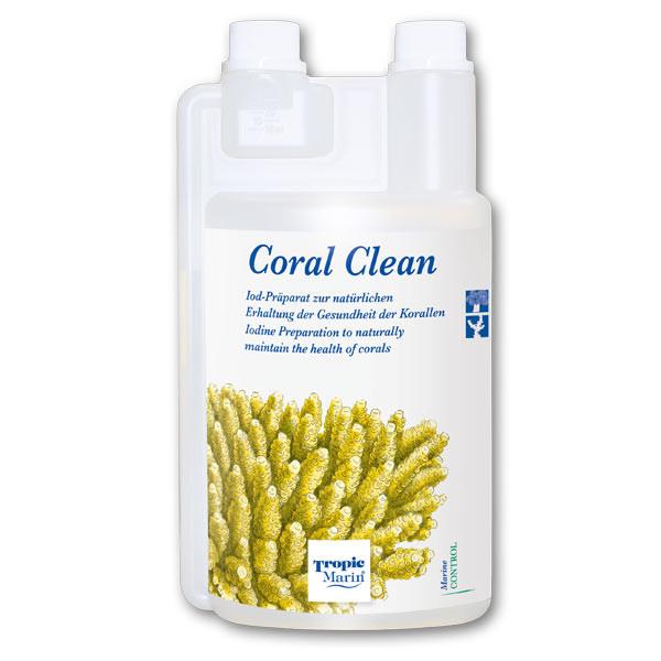 Tropic Marin Coral Clean 250 ml bei unerwünschten Organismen und Anhaftungen