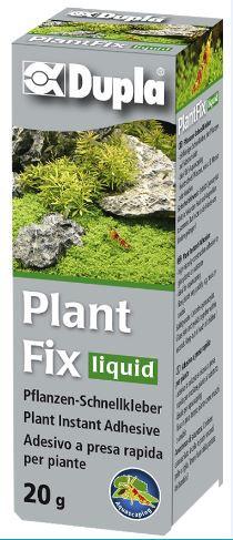 Dupla Plant Fix liquid Pflanzen-Schnellkleber 20g