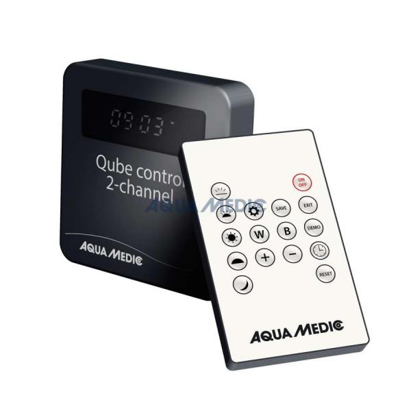 Aqua Medic Qube Control 2-Kanal-Lichtsteuerung
