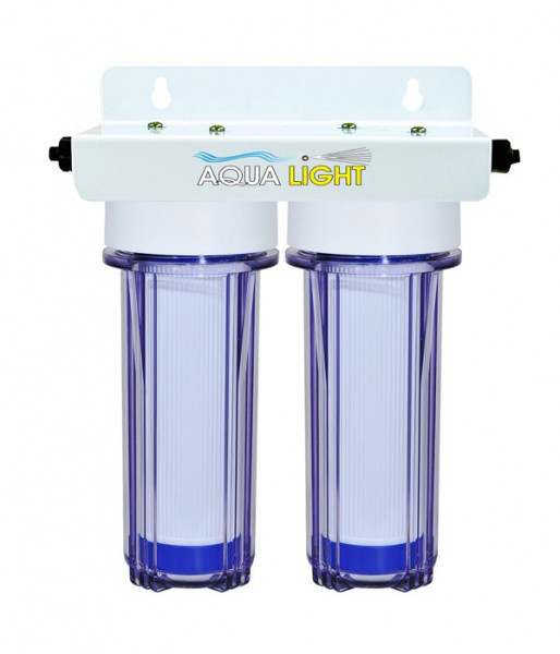 Aqua Light Doppel-Leerfilter 2 x 1500 ml