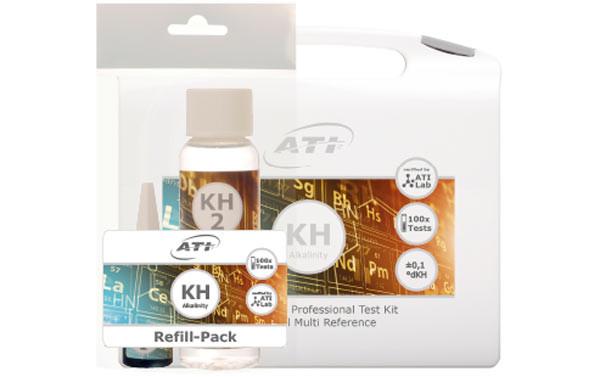 ATI Refill Pack für KH Karbonathärte Professional Test Kit