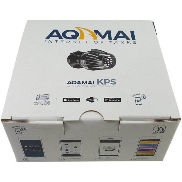 Aqamai KPS WIFI Strömungspumpe 1400 - 4150 l/h 4-10 Watt