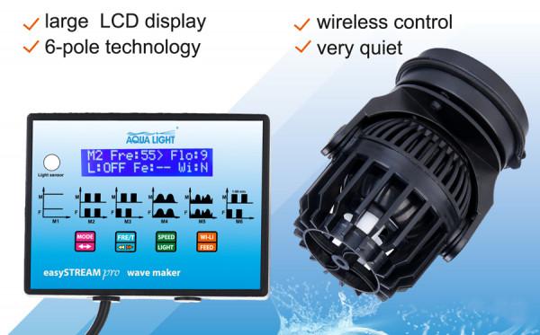 Aqua Light Easy Stream PRO ES-05 Wavemaker Wireless control