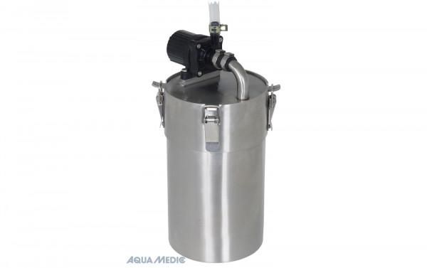 Aqua-Medic aquafresh 50 Edelstahl Außenfilter (inkl. 24 V Pumpe)
