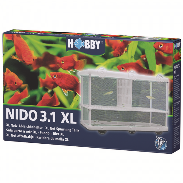 Hobby NIDO 3.1 XL Netz-Ablaichbehälter