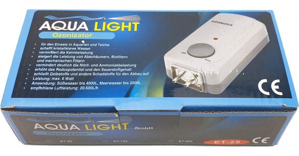 Aqua-Light Ozonisator ET 25 Ozongerät