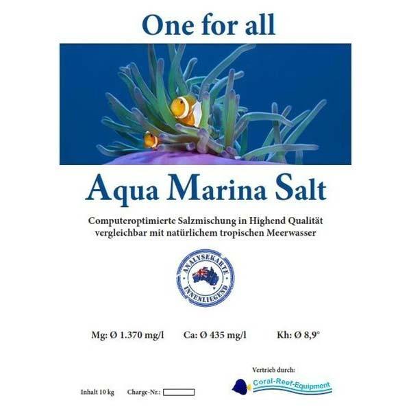 Aqua Marina Meersalz One for All