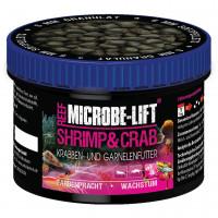 Microbe-Lift SHRIMP & CRAB 50 g / 150 ml Krabben- und Garnelenfutter
